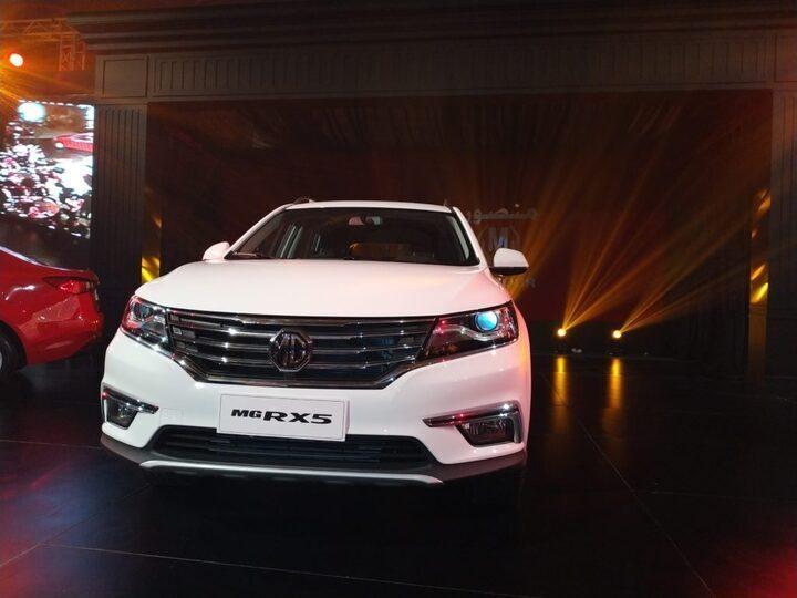 ننشر أسعار ومواصفات سيارات توكيل Mg الجديد صور يلا بيزنس